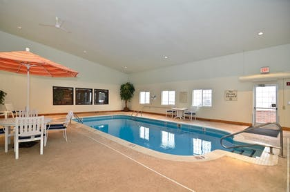 Indoor Pool | Best Western Plus University Park Inn & Suites