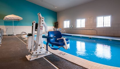 Pool | Best Western Plus University Park Inn & Suites