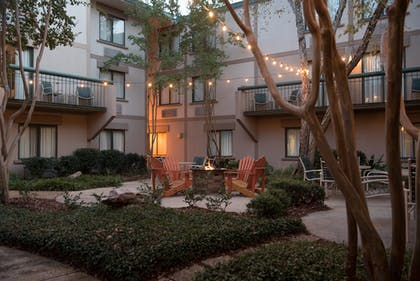 Property Grounds | Cabot Lodge Jackson North - a Red Lion Hotel
