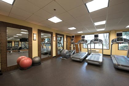 Gym | Cabot Lodge Jackson North - a Red Lion Hotel
