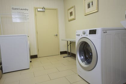 Laundry Room | Holiday Inn Express New Albany