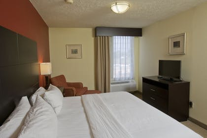 Guestroom | Holiday Inn Express New Albany