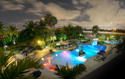 Aerial View | Embassy Suites by Hilton San Juan Hotel & Casino