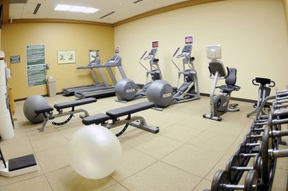 Fitness Facility | Embassy Suites by Hilton San Juan Hotel & Casino