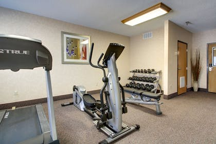 Fitness Facility | Baymont by Wyndham Galesburg