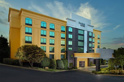 Exterior | Fairfield Inn & Suites by Marriott Asheville South/Biltmore
