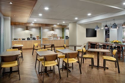 Restaurant | Fairfield Inn & Suites by Marriott Asheville South/Biltmore