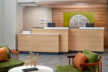 Interior | Fairfield Inn & Suites by Marriott Asheville South/Biltmore