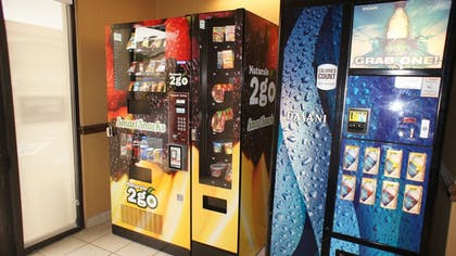 Vending Machine | Wingate by Wyndham Chattanooga