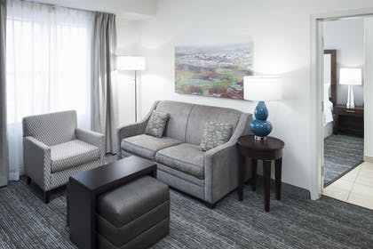 Guestroom | Homewood Suites by Hilton Chattanooga - Hamilton Place