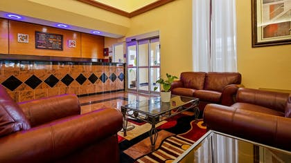Lobby | Best Western Windsor Suites