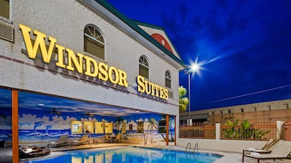 Exterior | Best Western Windsor Suites