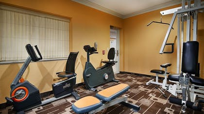 Fitness Facility | Best Western Windsor Suites