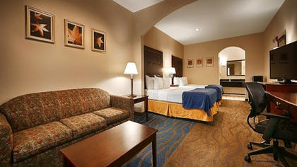 Guestroom | Best Western Windsor Suites