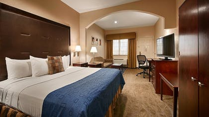 | Suite, 1 King Bed, Accessible, Bathtub | Best Western Windsor Suites