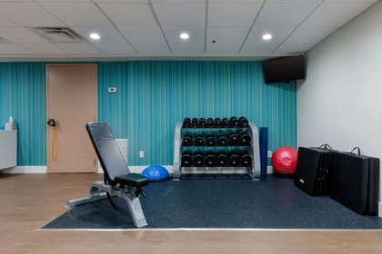 Fitness Facility | Holiday Inn Express and Suites Atlanta Downtown