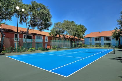 Tennis Court | Legacy Vacation Resorts-Lake Buena Vista