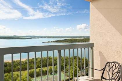Balcony   Chateau On The Lake Resort Spa and Convention Center