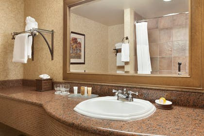 Bathroom Sink   Chateau On The Lake Resort Spa and Convention Center