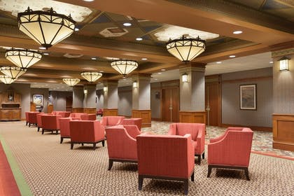 Meeting Facility   Chateau On The Lake Resort Spa and Convention Center