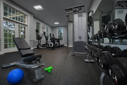 Fitness Facility | Marriott's Manor Club at Ford's Colony