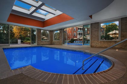 Indoor Pool | Marriott's Manor Club at Ford's Colony