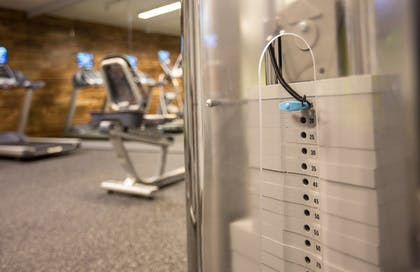 Fitness Facility | The Paramount Hotel