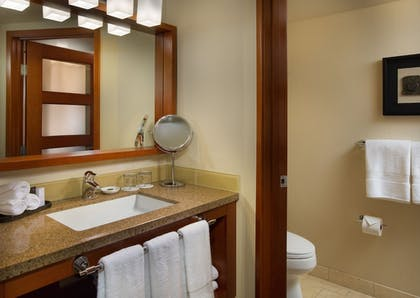 Bathroom | The Paramount Hotel