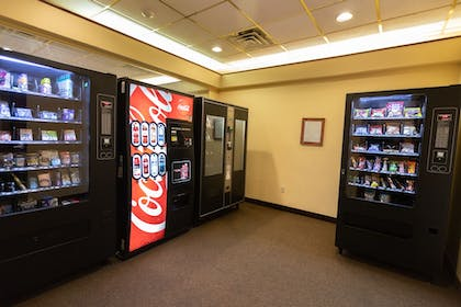 Vending Machine | Ruby River Hotel