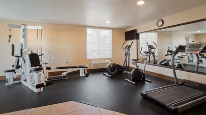 Fitness Facility | Best Western Plus John Jay Inn & Suites