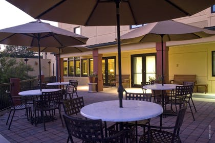 Terrace/Patio | Comfort Suites Leesburg