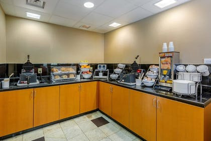Breakfast Area | Comfort Suites Leesburg