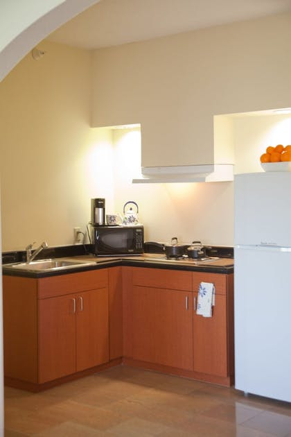 In-Room Kitchen | Comfort Suites Leesburg