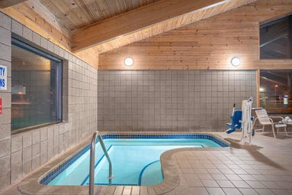 Indoor Spa Tub | Baymont by Wyndham Lakeville