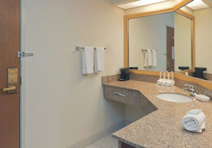 In-Room Amenity | Holiday Inn Express Evansville West