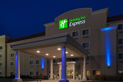 Exterior | Holiday Inn Express Evansville West