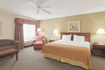 Guestroom | Holiday Inn Express Evansville West