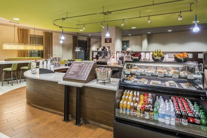 Breakfast Area | Courtyard by Marriott Chattanooga Downtown