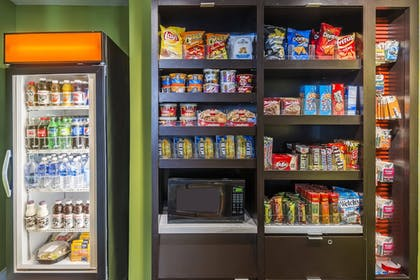 Snack Bar | Courtyard by Marriott Chattanooga Downtown