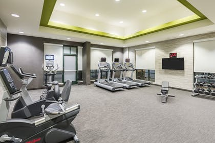 Fitness Facility | Courtyard by Marriott Chattanooga Downtown