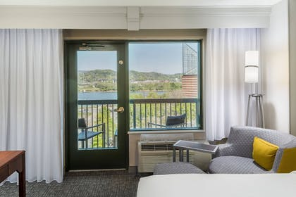 Balcony View | Courtyard by Marriott Chattanooga Downtown