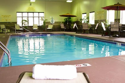 Pool | Holiday Inn Express and Suites Vineland Millville