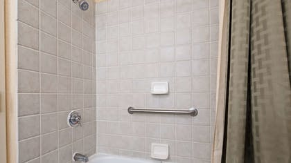 Bathroom | Best Western Plus Hannaford Inn & Suites