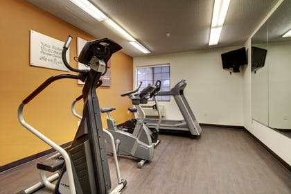 Fitness Facility | Comfort Suites Castle Rock