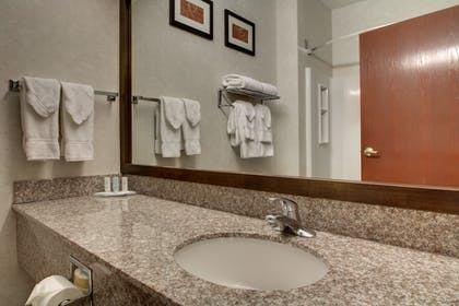 Bathroom Sink | Comfort Suites Castle Rock