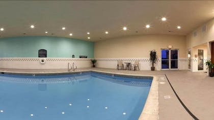 Indoor Pool | Owasso Inn & Suites