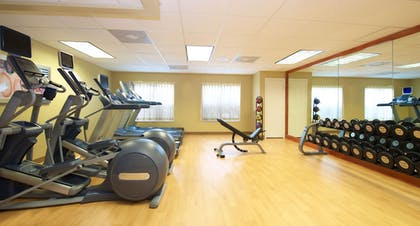 Fitness Facility | Residence Inn by Marriott Orlando Lake Buena Vista