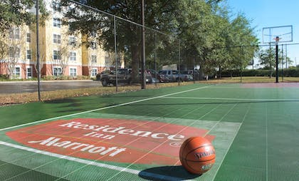 Basketball Court | Residence Inn by Marriott Orlando Lake Buena Vista