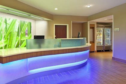 Lobby | Springhill Suites By Marriott Baton Rouge South