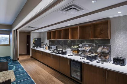Breakfast Area | Springhill Suites By Marriott Baton Rouge South
